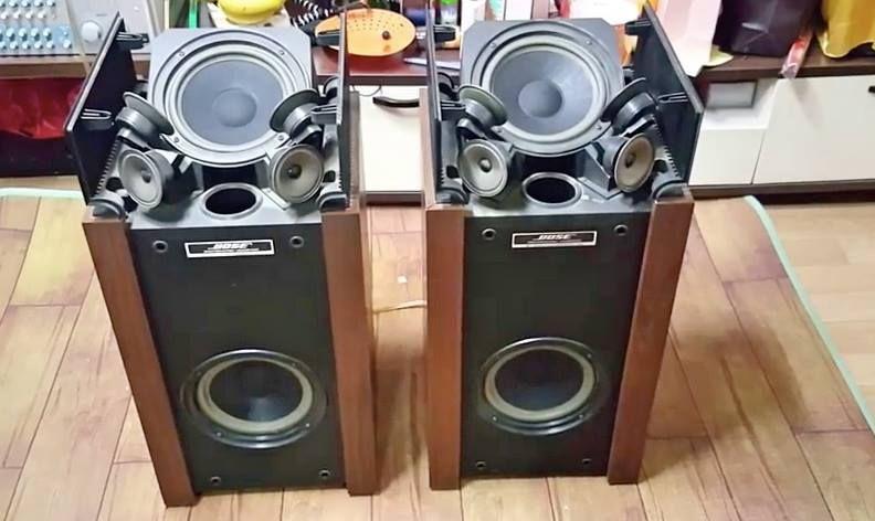 Loa Bose 601-II Loa thùng và hát karaoke hay.