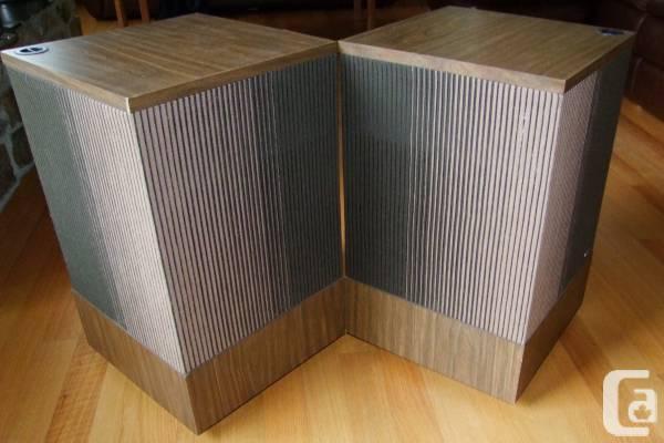 Loa Bose 501-III loa thùng nghe nhạc hay và hát karaoke chuẩn
