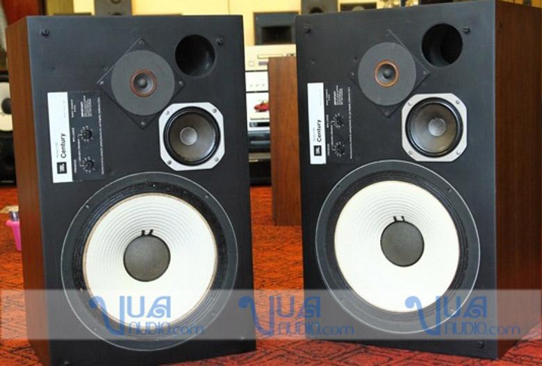Các dòng loa JBL nghe nhạc vàng hay nhất hiện nay - Mẫuloa JBL L 100