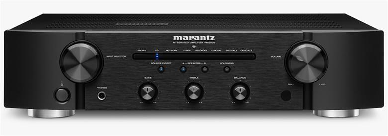 amply nghe nhạc vàng nội địa hay nhất hiện nay - Marantz PM6006