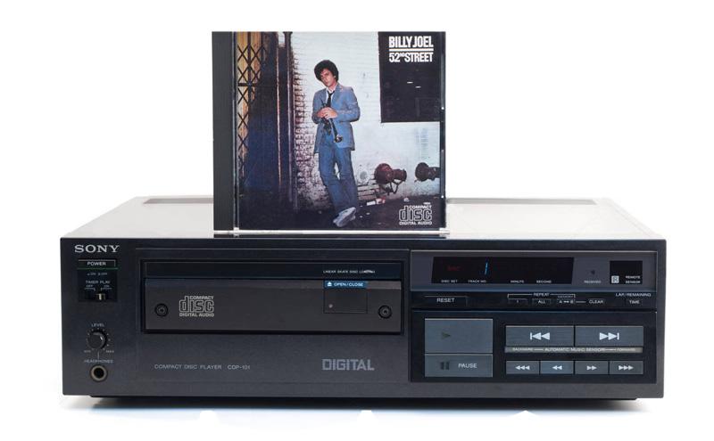 Đầu CD Sony CDP-101