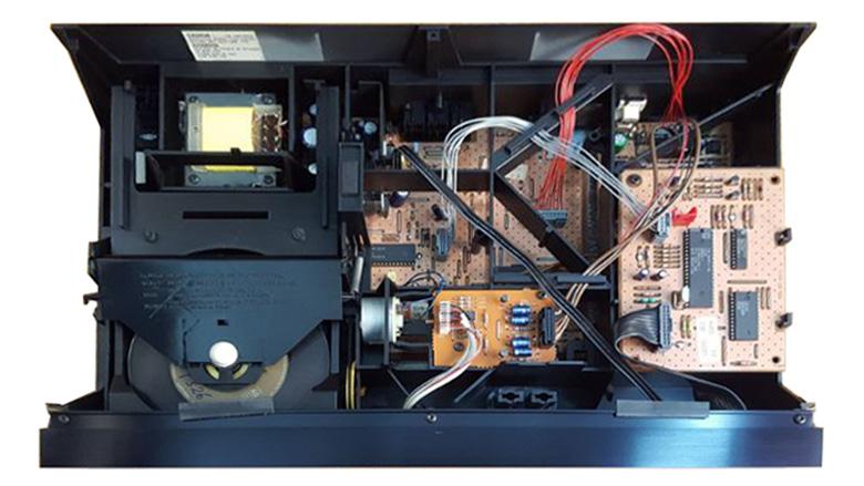 Đầu Philips CD850