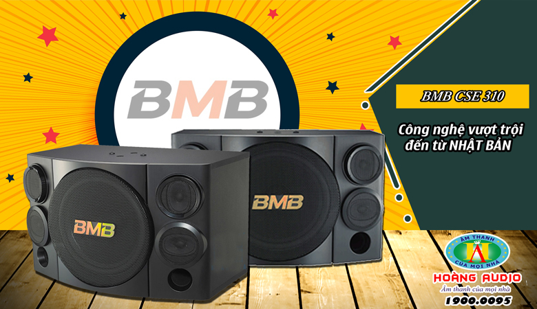 Giá bán BMB 310SE:14.100.000₫-23%Giá thị trường:18.343.000₫| Tiết kiệm: 4.243.000₫