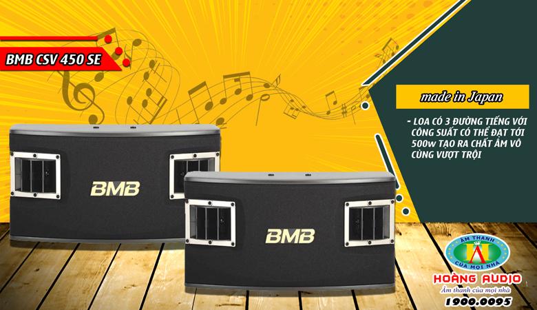 Giá bán BMB 450SE: 14.700.000₫-26%  Giá thị trường: 19.952.000₫ | Tiết kiệm: 5.252.000₫