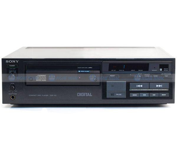 Đầu Sony CDP-101