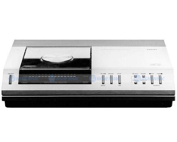 Đầu Philips CD100