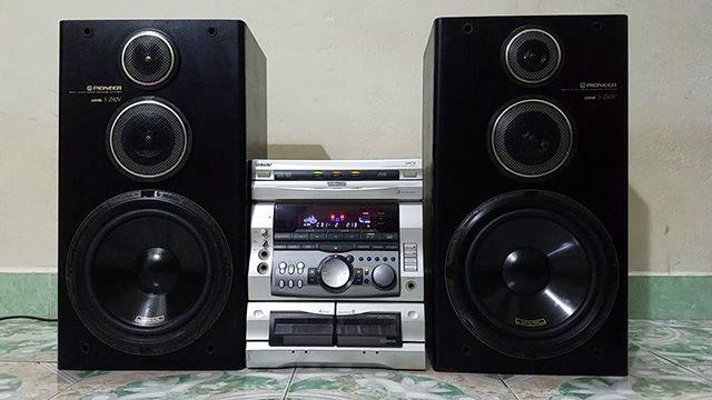 Đánh giá các đời loa pioneer nhật bãi của người chơi âm thanh