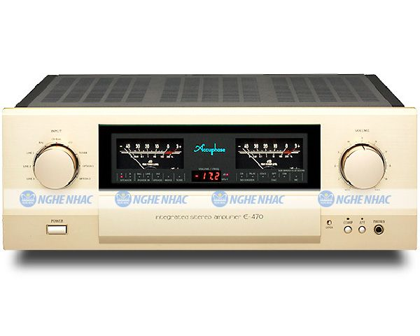 Amply Accuphase E470