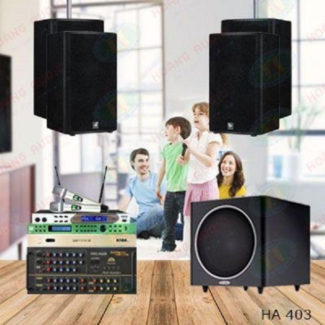 Top 10 bộ dàn âm thanh karaoke đẹp và hiện đại hát hay nên mua cho gia đình